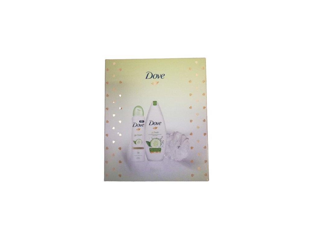 Dove Go Fresh darčekový set Duo