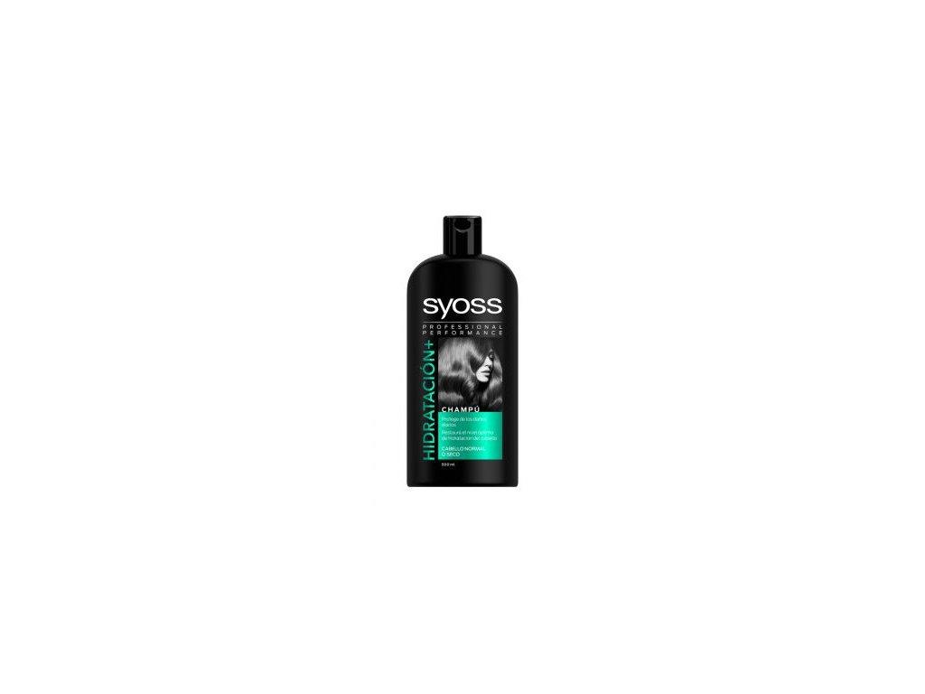 Syoss Hydratacion+ šampon 500ml
