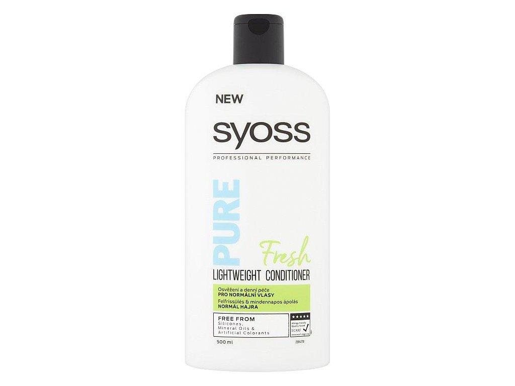 Syoss Pure Fresh kondicioner 500ml