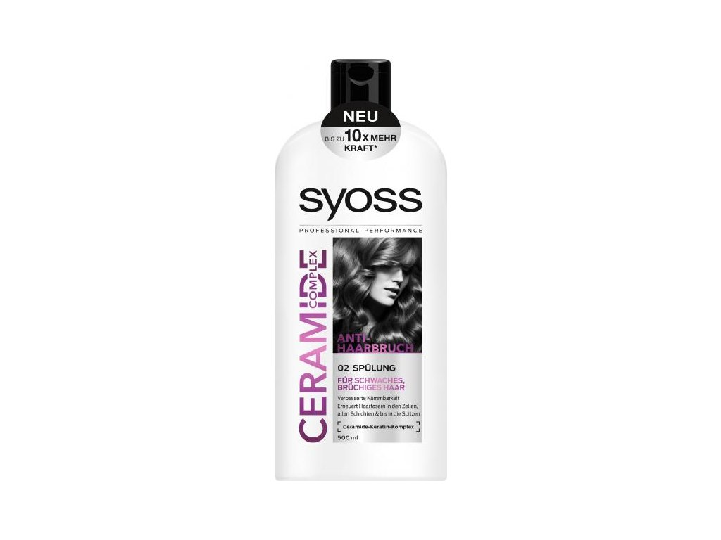 Syoss Ceramid Complex kondicioner 500ml