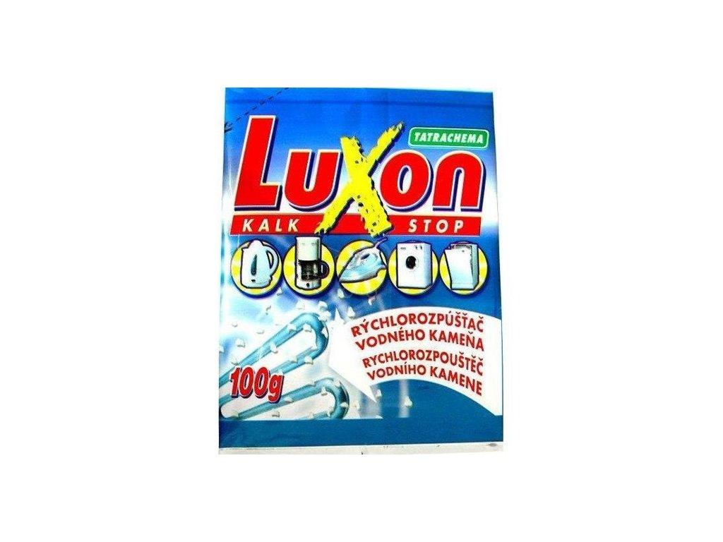 Luxon 100g rýchlorozpúšťač vodného kameňa