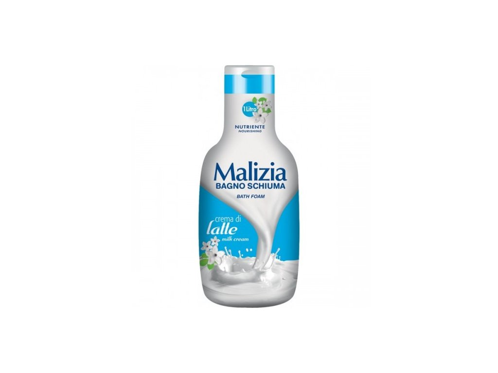 Malizia Latte sprchový gél 1000ml