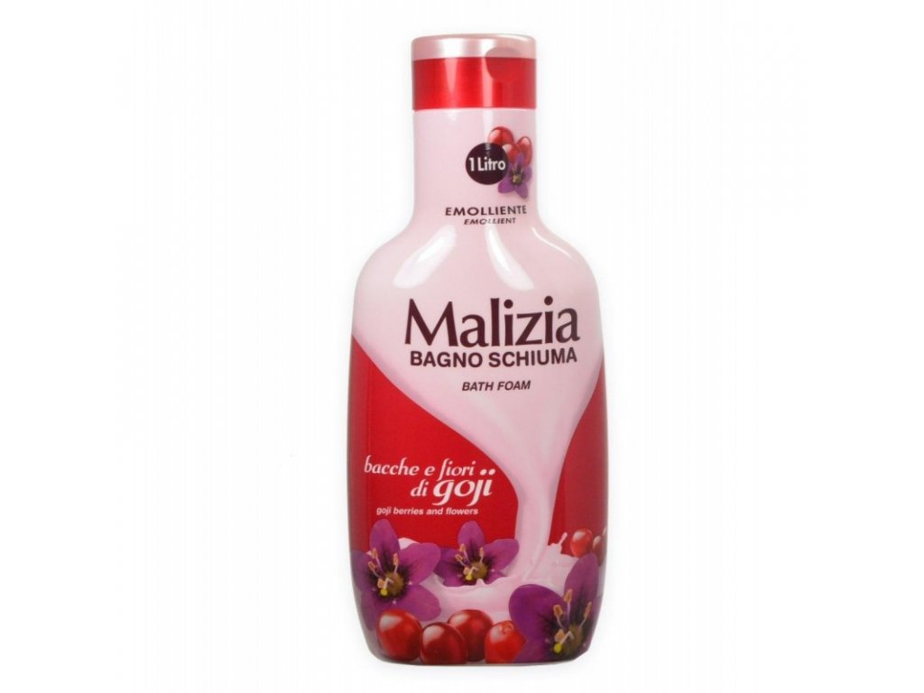 Malizia Goji Berries & Flower sprchový gél 1000ml