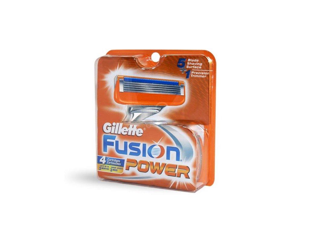 gillette fusion power nahr. cep 4ks