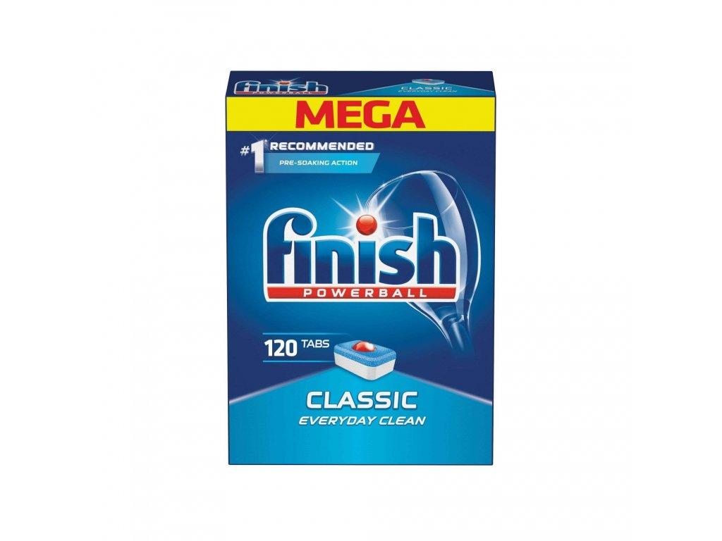 Finish Classic tablety do umývačky 120ks