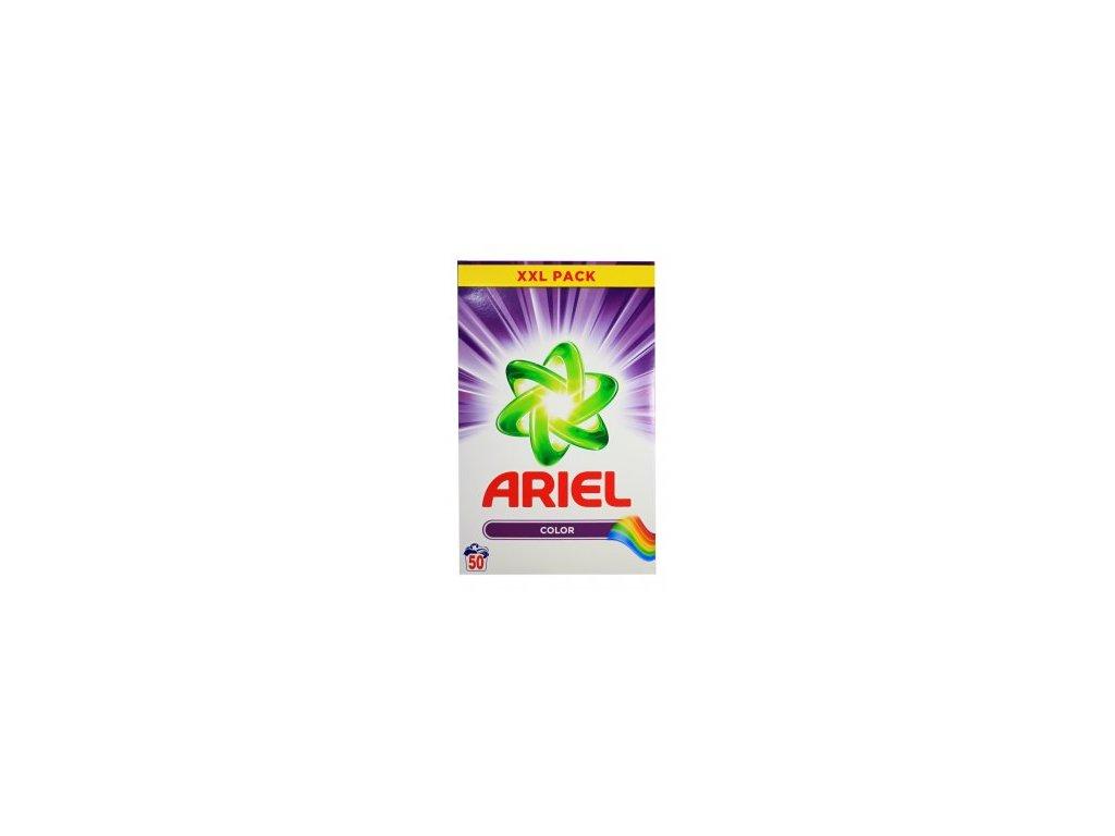 Ariel Color prášok na pranie 3.25 kg 50PD