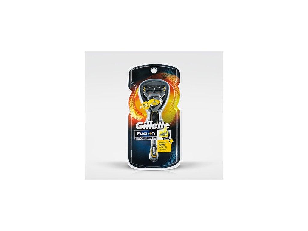 Gillette Fusion Proglide Flexball Proshield holiaci strojček