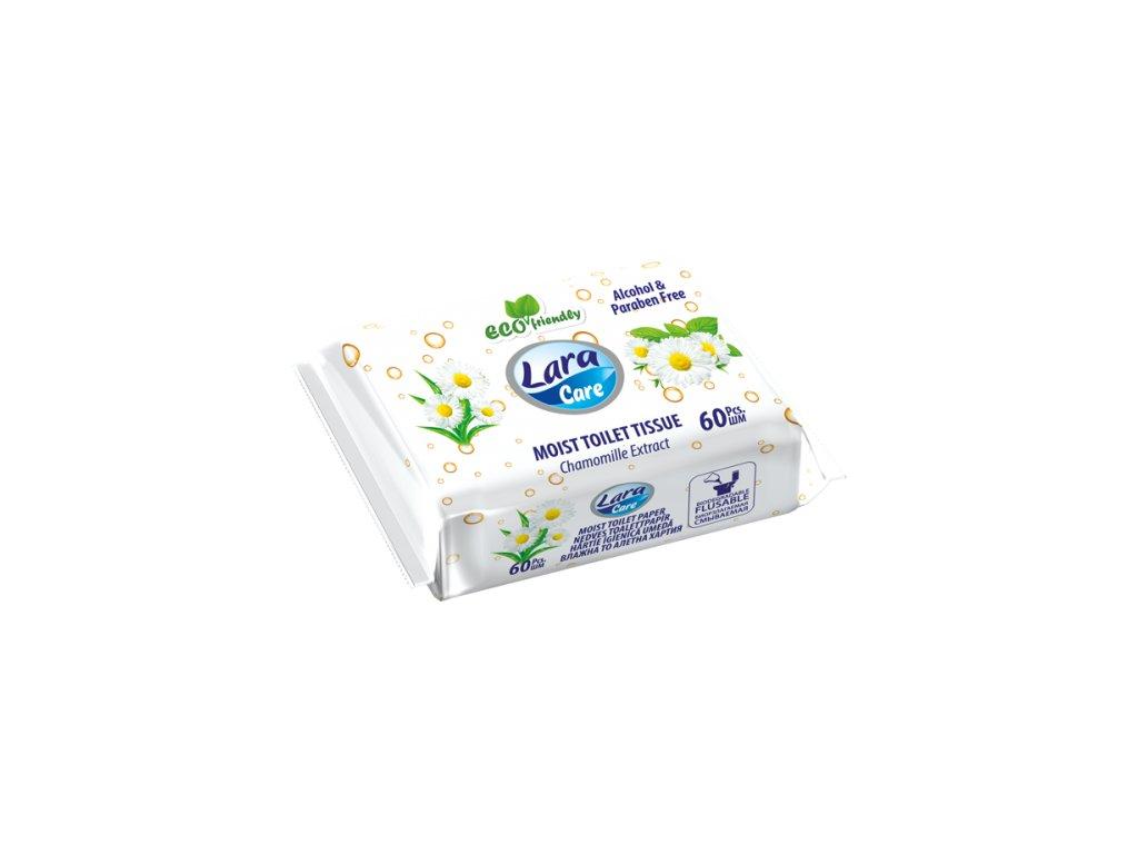 Lara Kamilka vlhčený toaletný papier 60ks