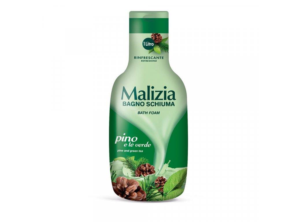 Malizia Pine & Green tea sprchový gél 1000ml