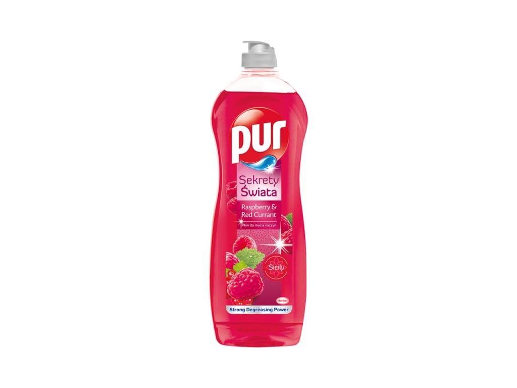 Pur Raspberry & Red Currant na riad 750ml