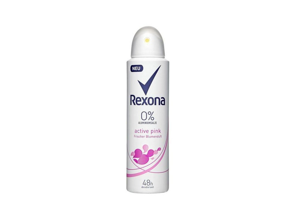 Rexona Active Pink deodorant 150ml