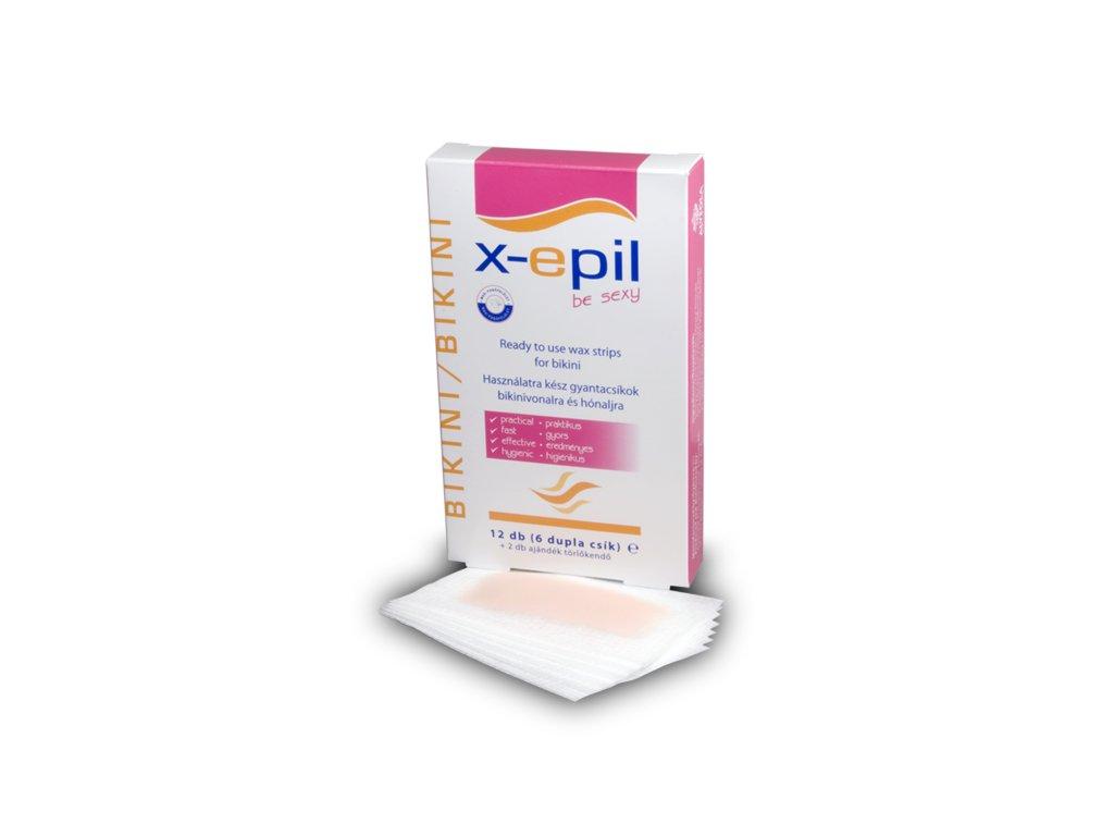x epil bikiny 12ks