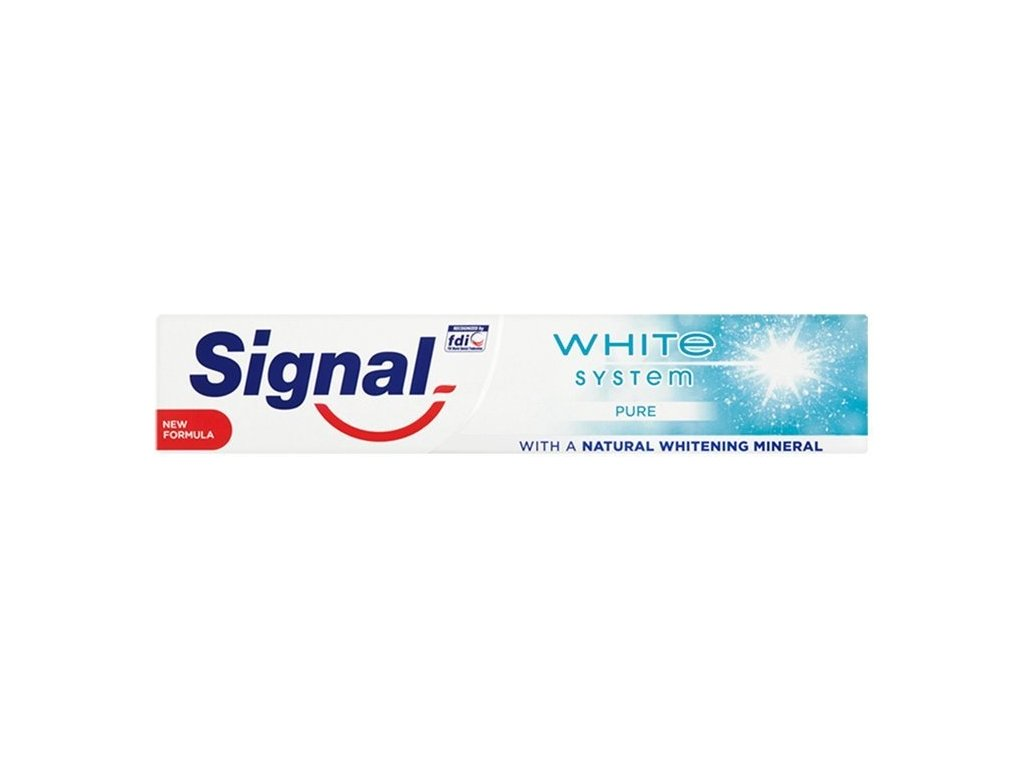 Signal White System Pure 75ml