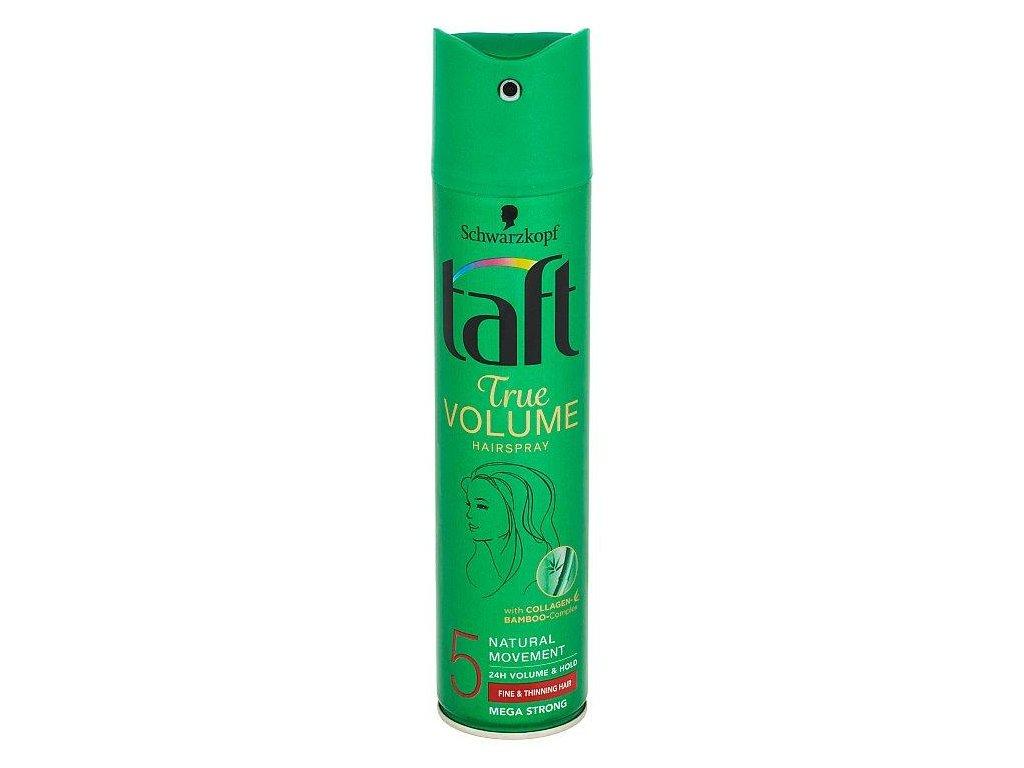 Taft True Volume lak na vlasy (5) 250ml