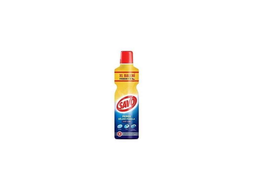 Savo Perex Fresh bielidlo s vôňou 1,2L