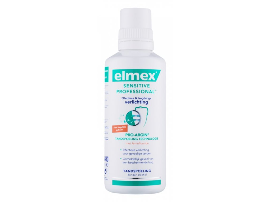 Elmex Sensitive Professional ústna voda 400ml