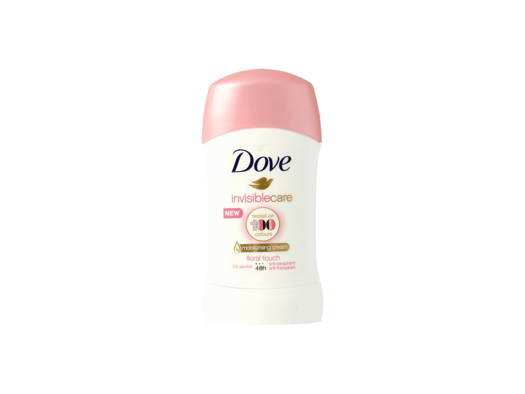 Dove Invisible Care Floral Touch Antiperspirant deotick 40ml