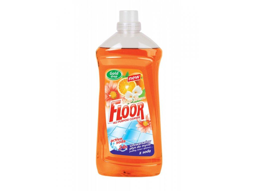 Floor na podlahy Orange Blossom so sódou 1,5l