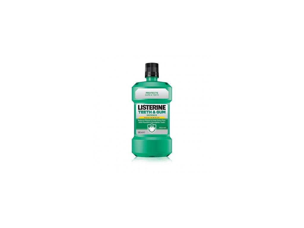 Listerine Teeth & Gum Defence ústna voda 250ml