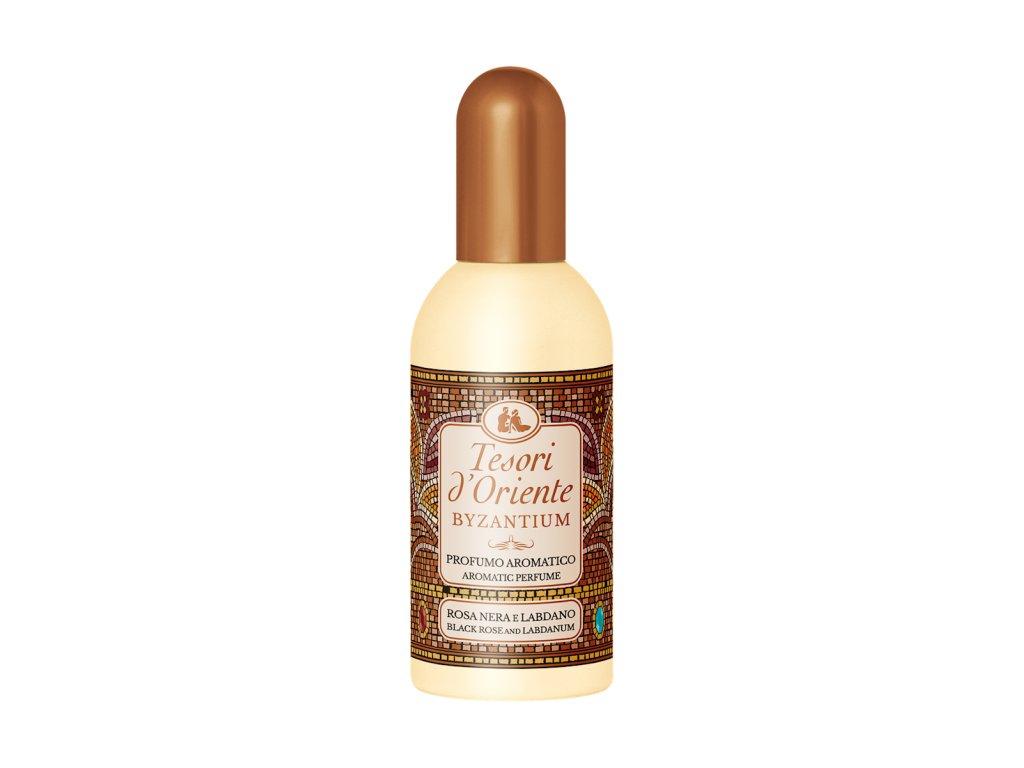 Tesori d'Oriente Rosa Nera E Labdanum parfémovaná voda dámska 100 ml