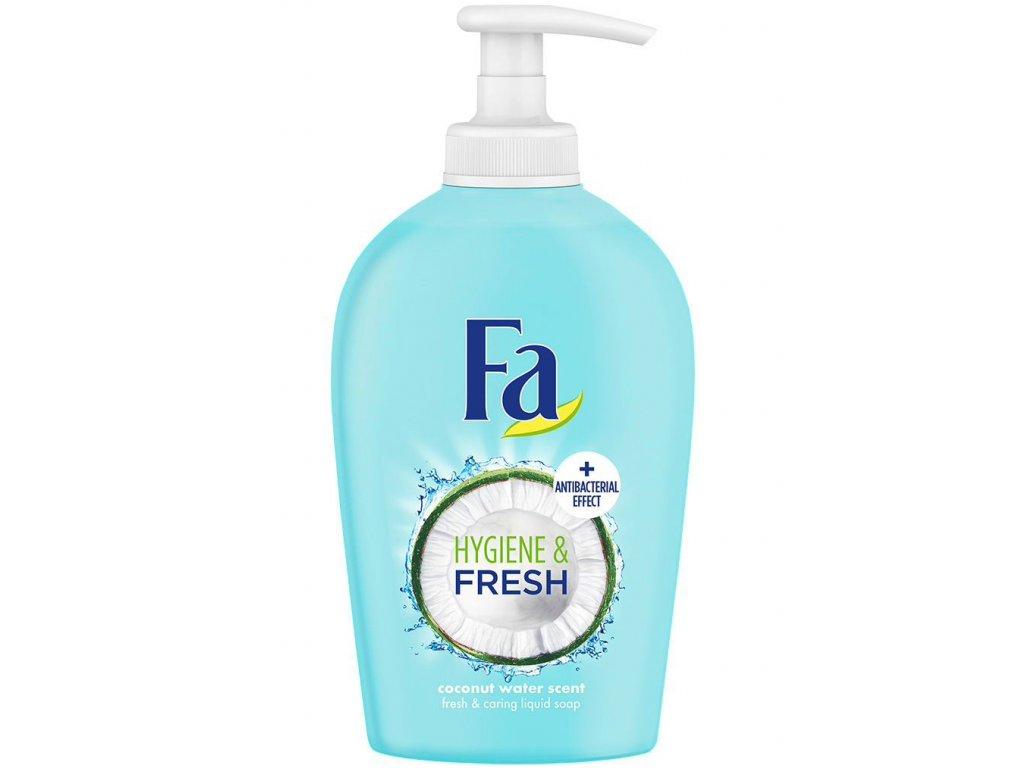Fa Hygiene & Fresh Coconut Water antibakteriálne tekuté mydlo 250 ml