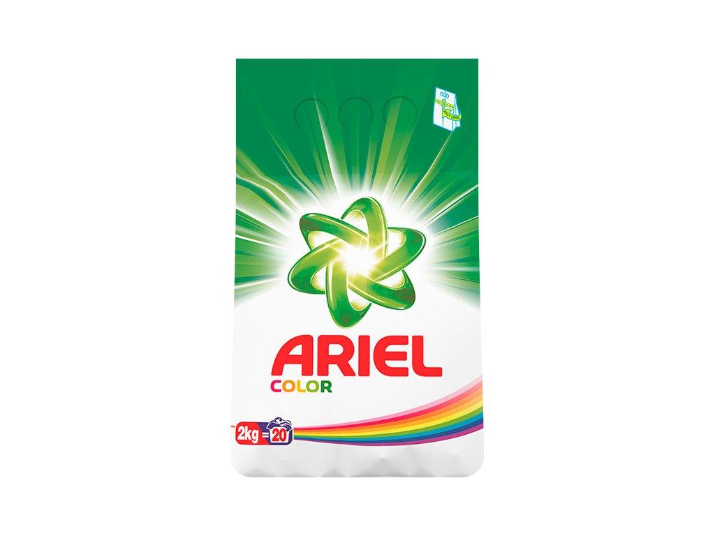 Ariel Color prášok na pranie 2kg 20PD