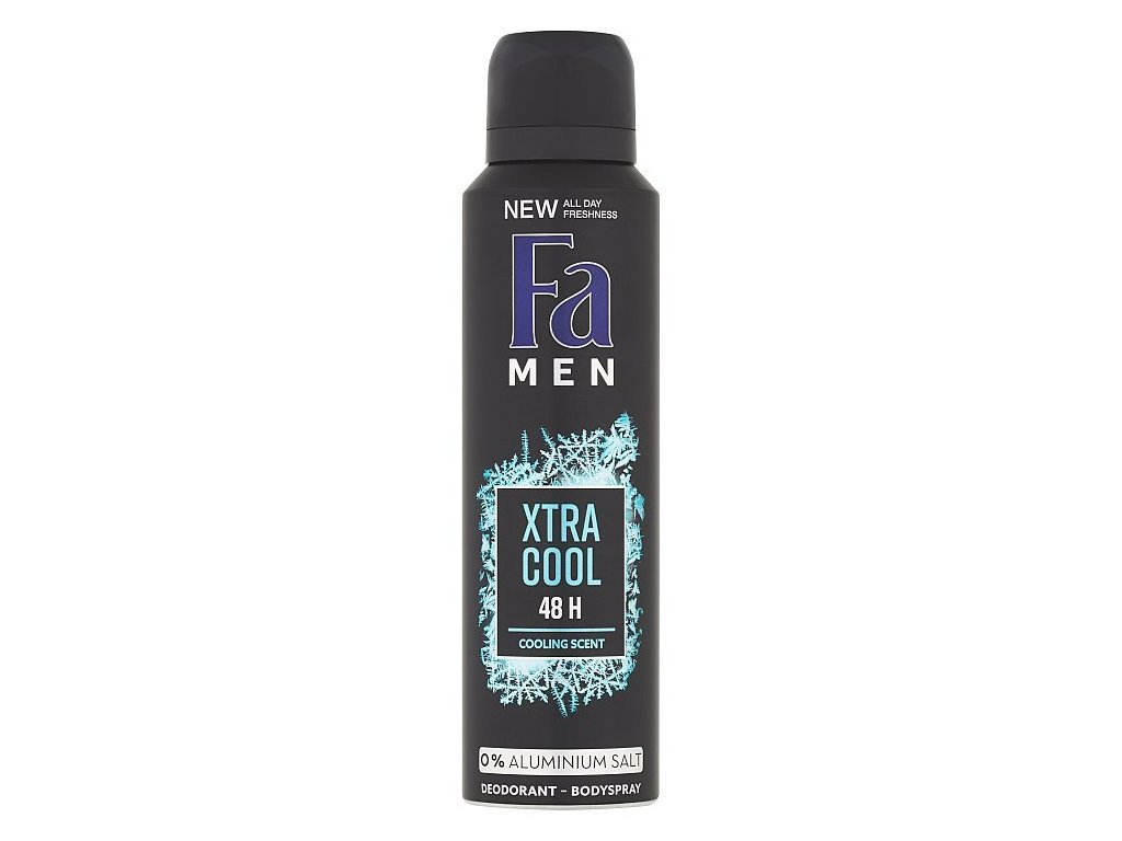 Fa Men Xtra Cool deodorant 150ml