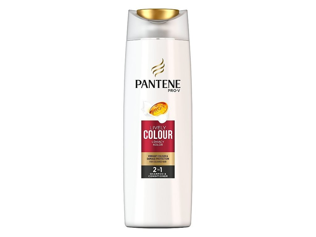 Pantene Color Repair & Shine šampón 400ml