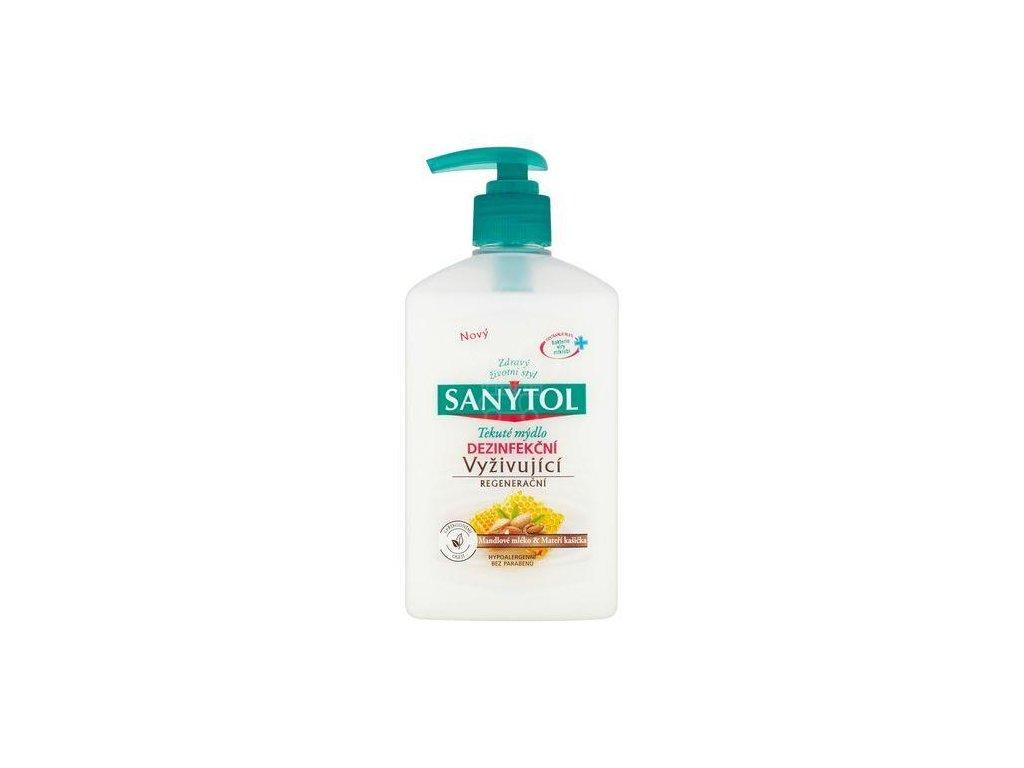 Sanytol dezinfekčné mydlo vyživujúce 250ml