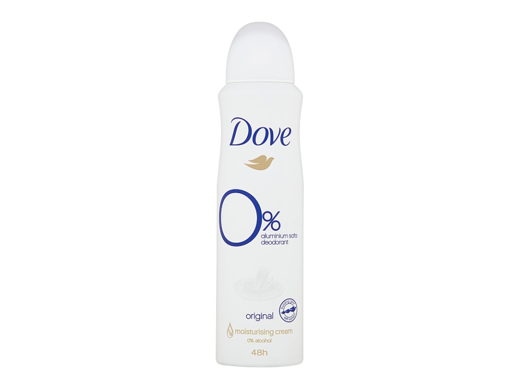 Dove Original 0% aluminium Women deospray 150 ml.jpeg