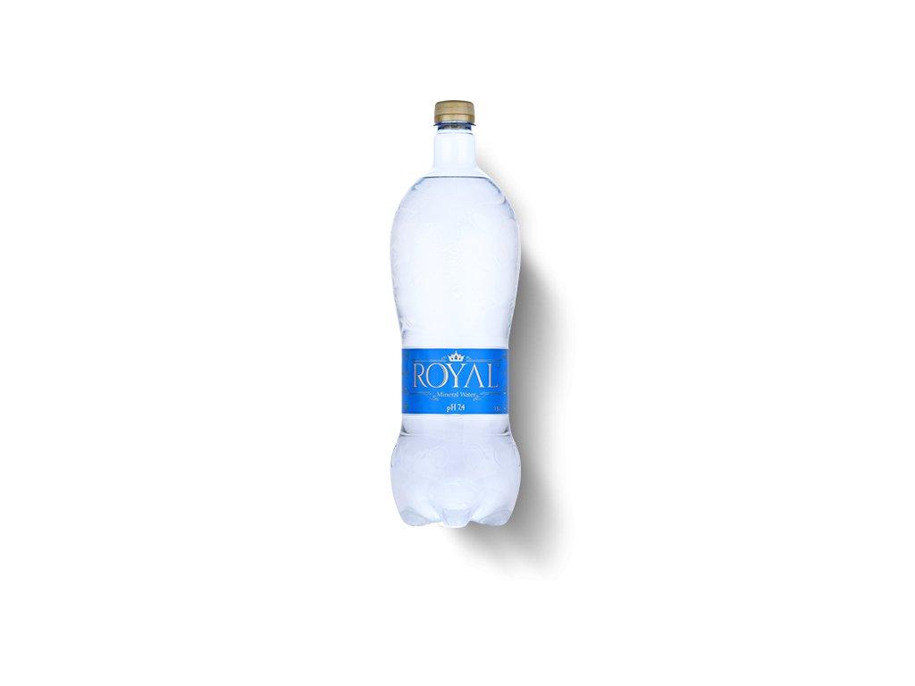 Royal Water prírodná minerálna voda nesýtená s pH 7,4 1,5l