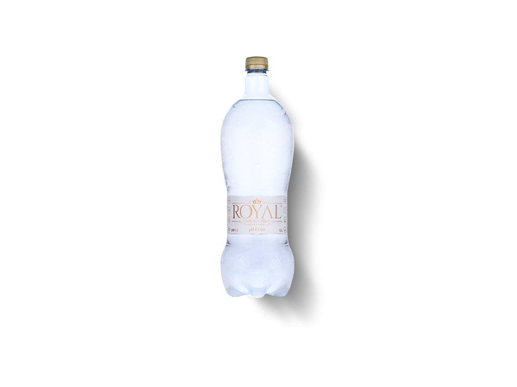 Royal Water prírodná voda alkalická ionizovaná nesýtená s pH 8,5 1,5l