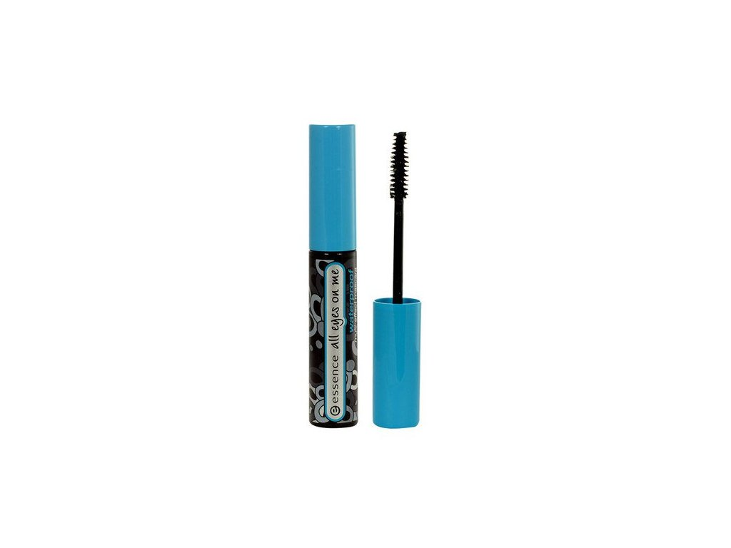 essence all eyes on me waterproof multi effect mascara 8ml w odstin black