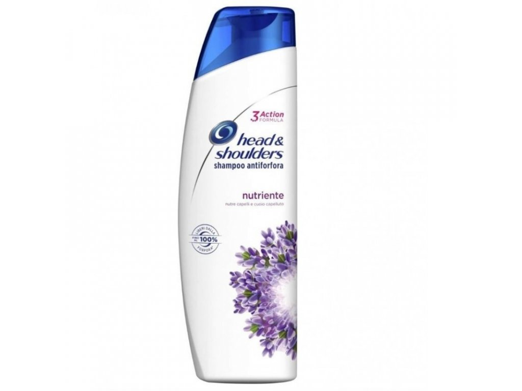 Head & Shoulders Nourishing šampón 90ml