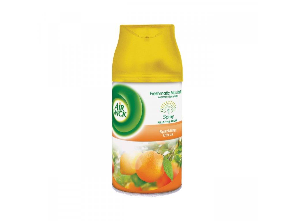 air wick freshmatic sparkling citrus