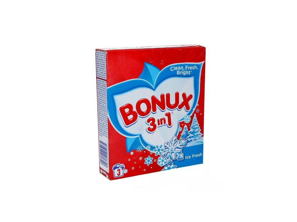 bonux 3 in 1 color ice fresh 300 g 4 mosas