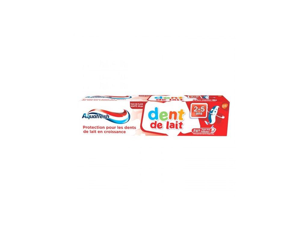 Aquafresh detská zubná pasta 2 5rokov 75ml