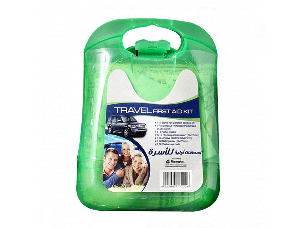 Pharmaplast cestovná sada prvej pomoci 1ks