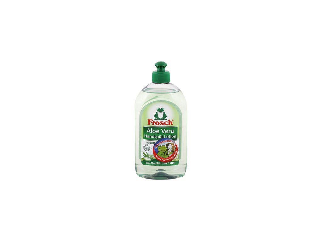 Frosch Bio Balzam na úmyvanie riadu Aloe Vera 500ml