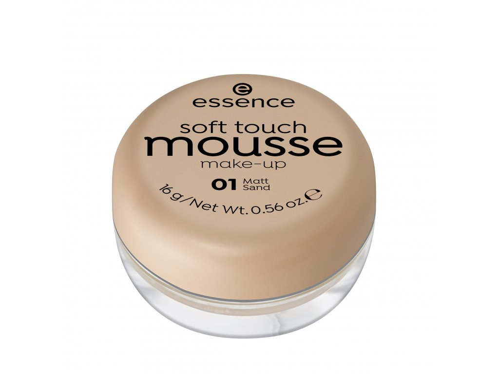 Essence Soft Touch Make up 16 g 01