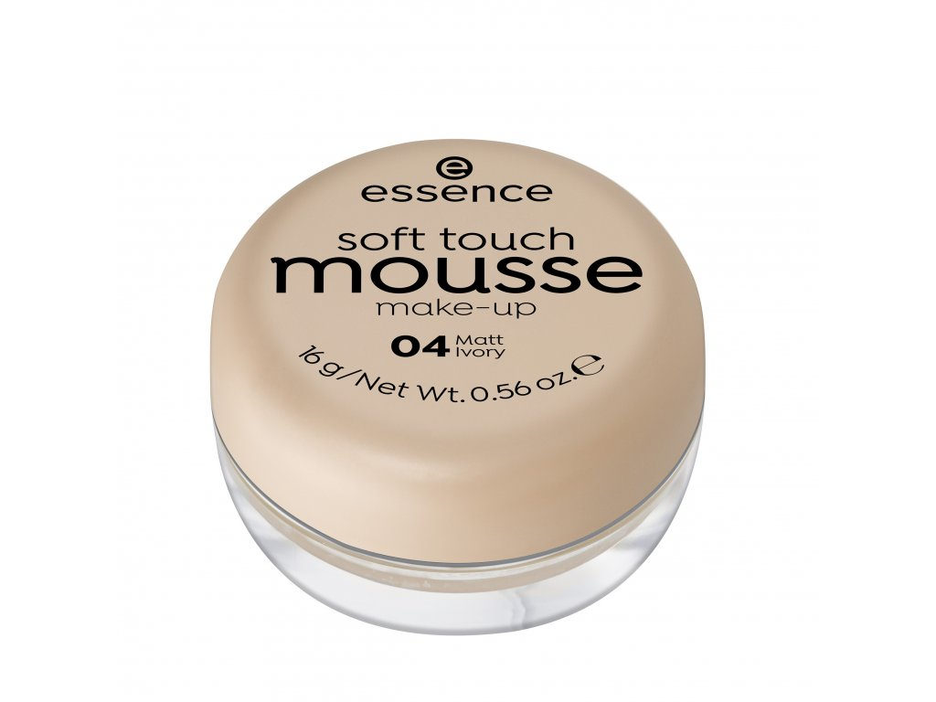 Essence Soft Touch Make up 16 g 04 Matt Ivory