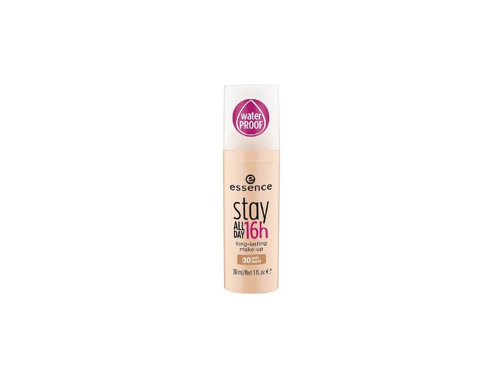 Essence Stay all day Make up 30ml 30 Soft Sand