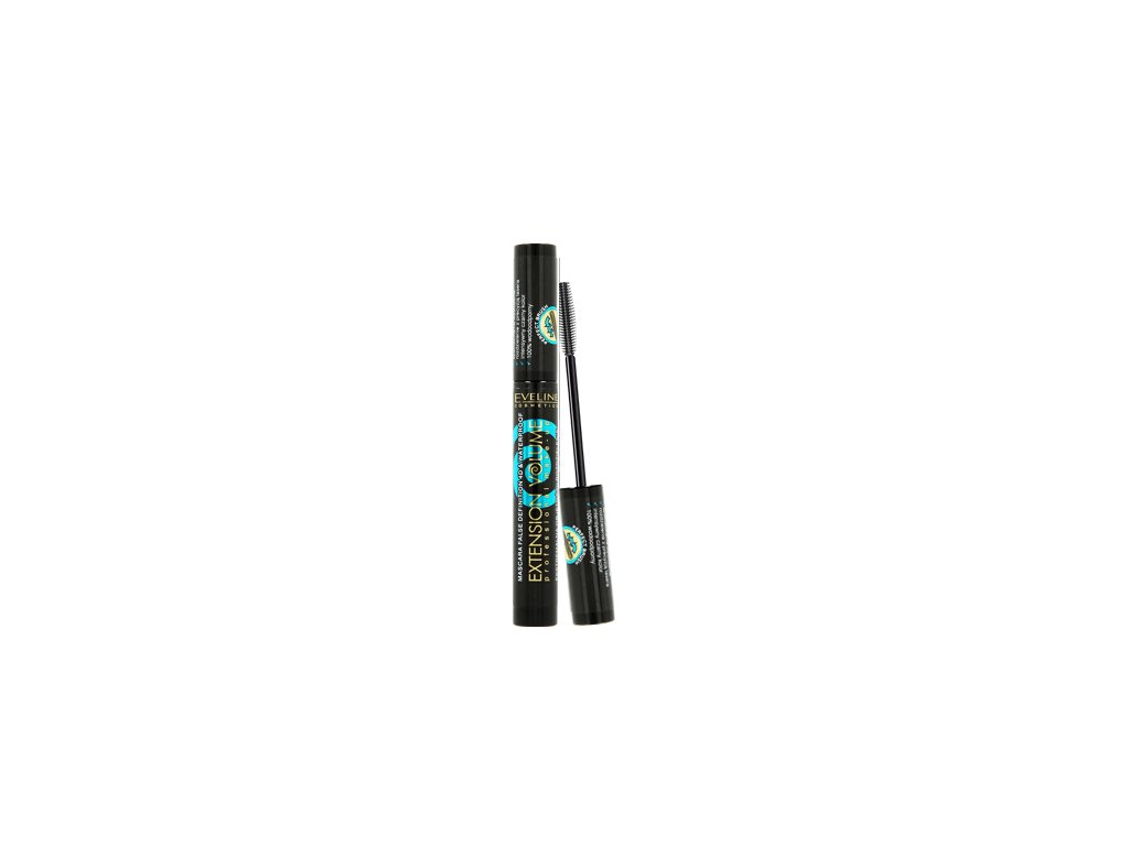 Eveline Cosmetics Extension Volume Mascara BLACK 10 ml