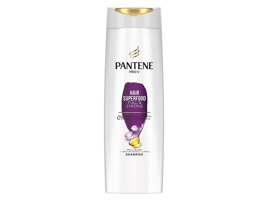 Pantene Hair Superfood šampón 400ml