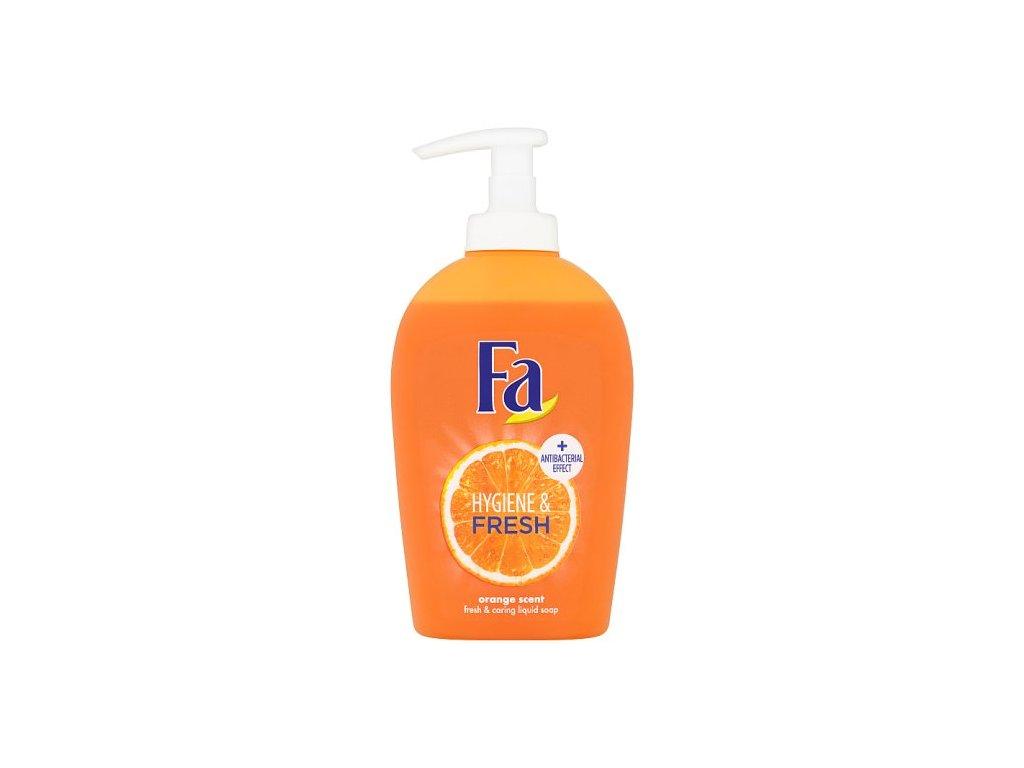 Fa Hygiene & Fresh Orange antibakteriálne tekuté mydlo 250 ml