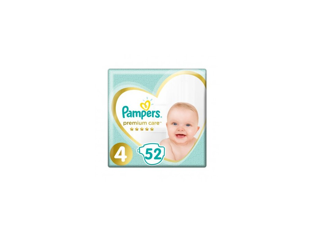 Pampers Premium Care Plienky 4 68ks (9 14kg)