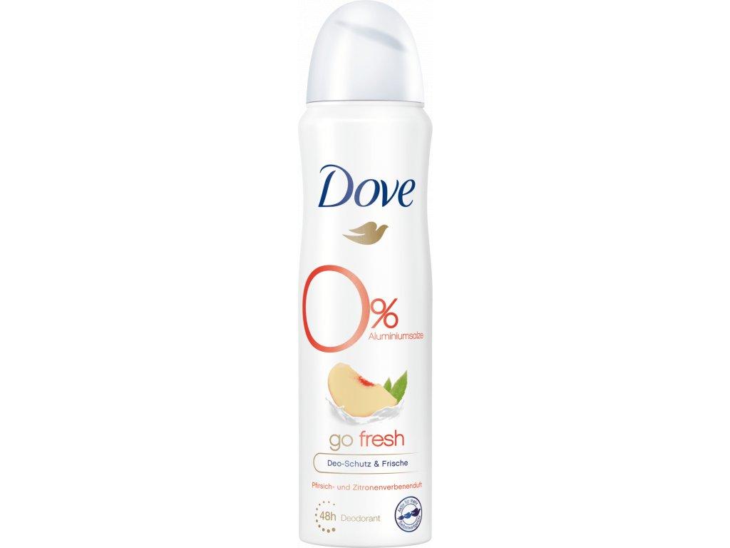 Dove Go fresh Broskyňa deodorant 150ml