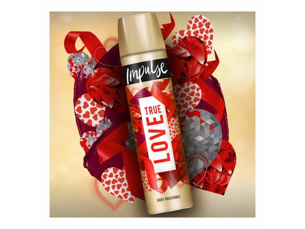 Impulse True love deospray 100ml