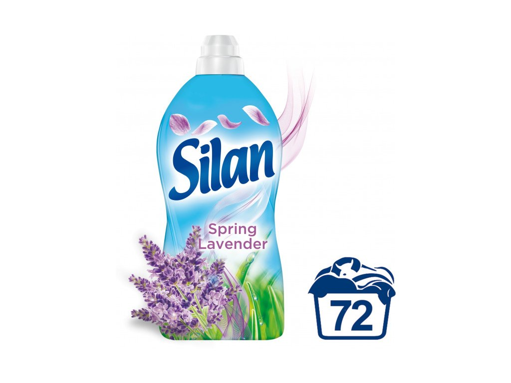 Silan Spring Levander aviváž 72PD 1800ml