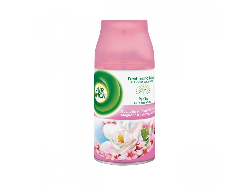 air wick freshmatic cherry magnolia